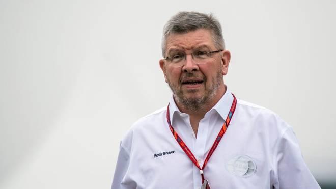 Formel-1-Sportdirektor Ross Brawn hofft auf Rennen ab Juli