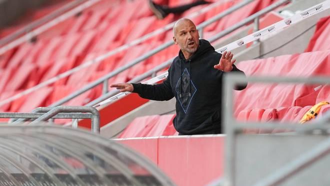 Waldhof-Trainer Bernhard Trares hat das Vertragsangebot des Drittligisten abgelehnt