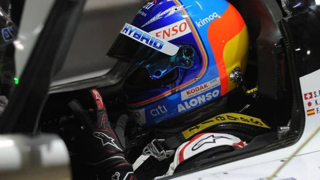 Weiter geht's: Fernando Alonso beendet seine Karriere bei Toyota in der WEC