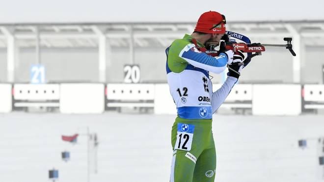 Zwei Coronafälle im slowenischen Biathlon-Team