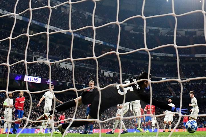 Die höchste Champions-League-Heimpleite der Vereinsgeschichte kassiert, das nächste Kapitel einer bislang enttäuschenden Saison geschrieben und die eigenen Fans gegen sich aufgebracht: Real Madrid erlebte beim 0:3 gegen ZSKA Moskau einen rabenschwarzen Abend