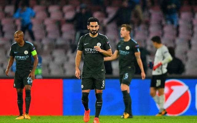 Ilkay Gundogan steht seit Sommer 2016 bei Manchester City unter Vertrag