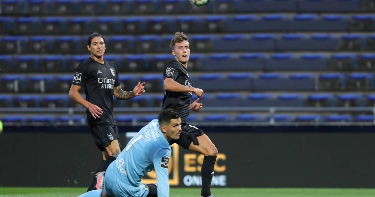 Luca Waldschmidt glänzt für Benfica Lissabon mit Doppelpack gegen Rio Ave