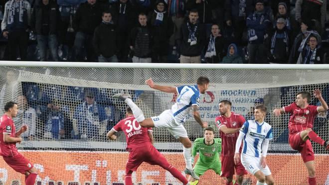 Türkgücü kassiert in Magdeburg eine Niederlage