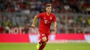 Joshua Kimmich trifft mit dem FC Bayern auf den 1. FC Nürnberg