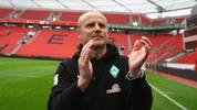 Thomas Schaaf war über ein Jahrzehnt Trainer beim SV Werder Bremen