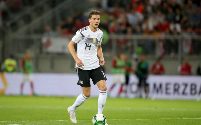 Leon Goretzka fällt für das Länderspiel gegen die Niederlande aus