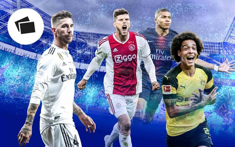 Dritter Spieltag in der Champions League - und auch die internationalen Ligen nehmen mehr und mehr Fahrt auf. Mit wem ist in der Königsklasse besonders zu rechnen? Wo stehen die deutschen Teams? Wer rennt seiner Form hinterher? SPORT1 macht den Check