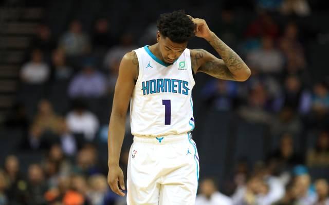 Malik Monk ist wegen Verstoßes gegen das Anti-Drogen Programm der NBA gesperrt worden