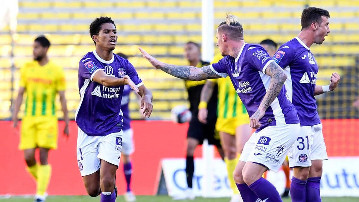 Amine Adli spielt derzeit noch beim FC Toulouse