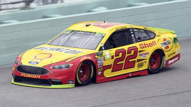 Penske-Pilot Joey Logano ist NASCAR Cup-Champion 2018