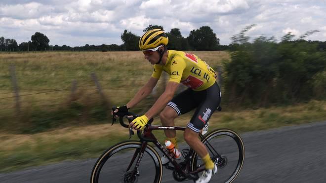Giulio Ciccone wurde für seine starken Leistungen bei der Tour mit einem neuen Vertrag belohnt