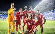 Bayern - Schweinfurt LIVE auf SPORT1