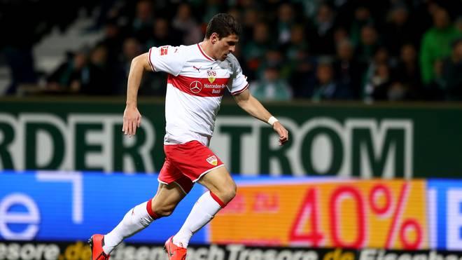 Mario Gomez steht gegen Gladbach in der Startelf