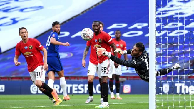 Chelsea und ManUnited kämpfen um die Champions League