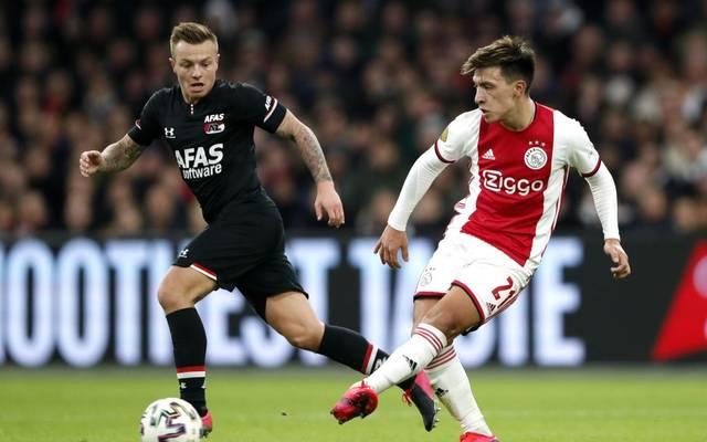 Der Alkmaar gewann zweimal im Spitzenspiel gegen Ajax