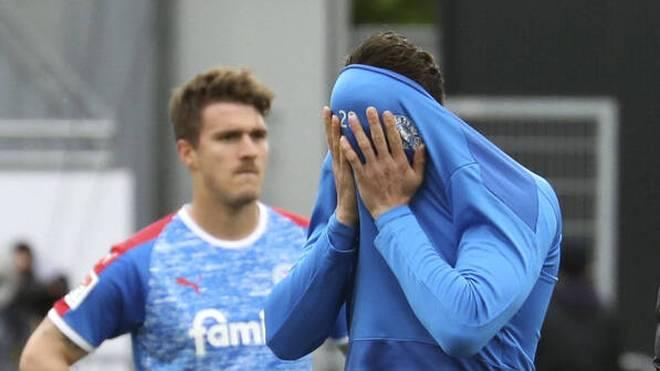 Fabian Reese hofft mit Holstein Kiel doch noch auf den Aufstieg