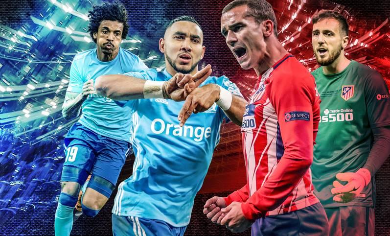 Das große Finale steht an: Olympique Marseille und Atletico Madrid ermitteln heute (ab 19 Uhr LIVE im TV auf SPORT1) in Lyon den Sieger der UEFA Europa League. Wer geht favorisiert ins Rennen? SPORT1 macht das Head to Head