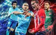 Marseille - Atletico ab 19 Uhr LIVE im TV