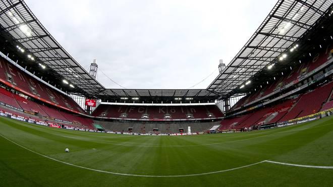 1. FC Köln: Rheinenergie-Stadion kann ausgebaut werden, Das Rheinenergie-Stadion in Köln fasst derzeit 50.000 Zuschauer