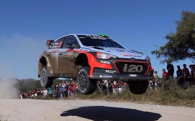 Hayden Paddon wurde unverhofft zum Favoriten bei der Rallye Argentinien