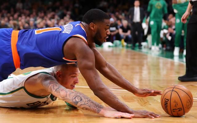 Daniel Theis überzeugte beim Sieg der Celtics