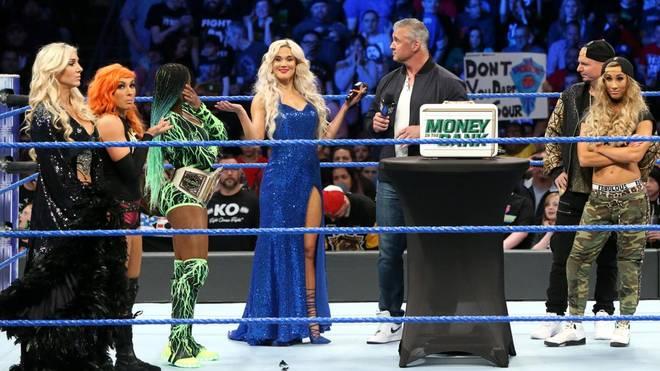 Lana (M.) stieg bei WWE SmackDown Live ins Titelrennen ein