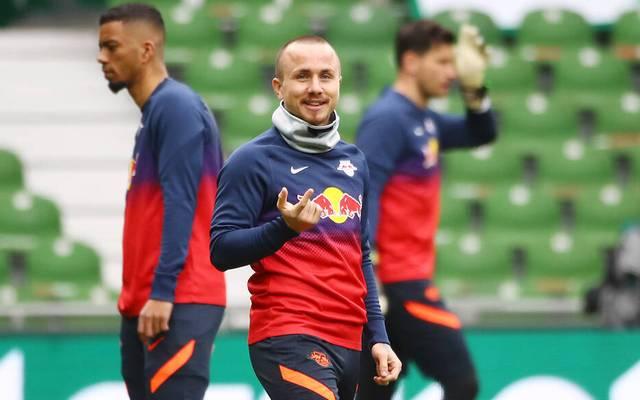 Angelino gibt nach fast zwei Monaten sein Comeback bei RB