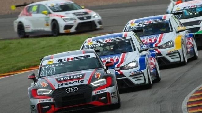 Sandro Kaibach wird einen der Audis von Prosport fahren