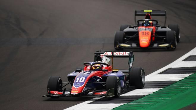 Lirim Zendeli belegt in Silverstone einen starken zweiten Rang