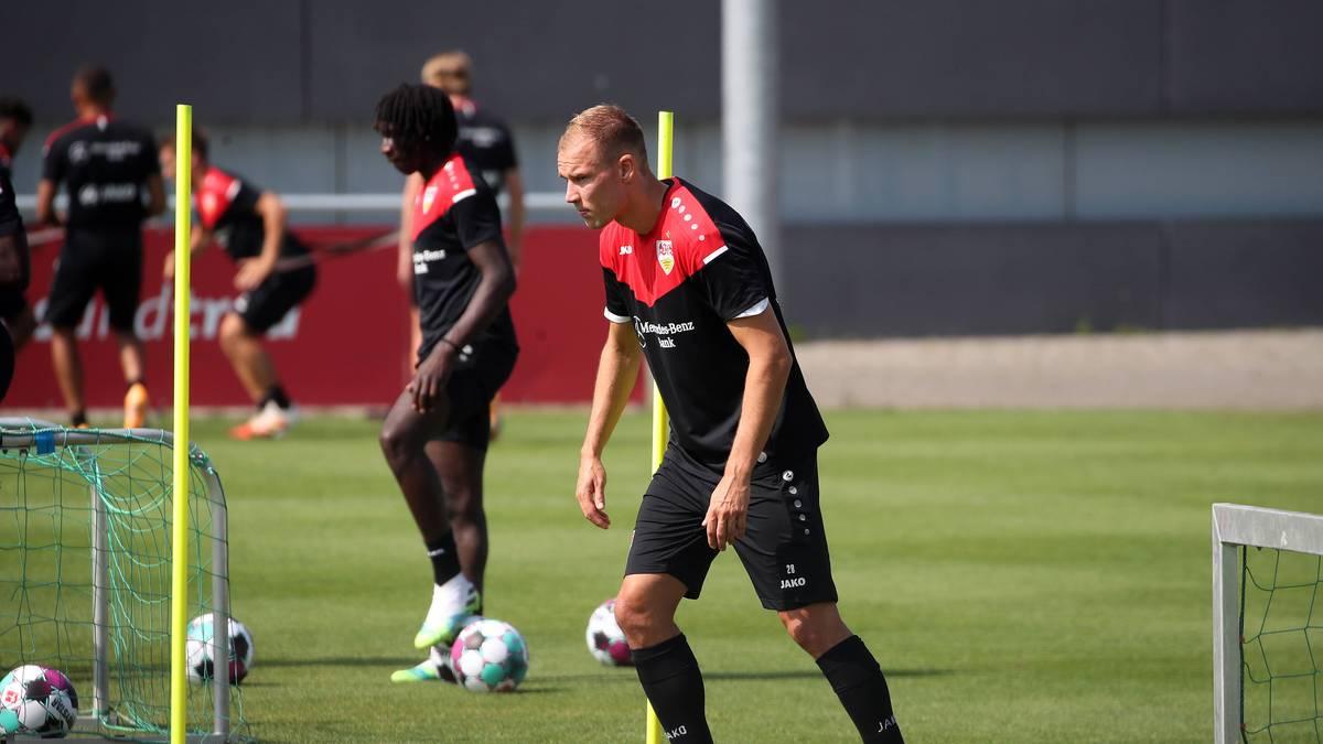 Holger Babstuber gehört nicht mehr zum Profikader des VfB