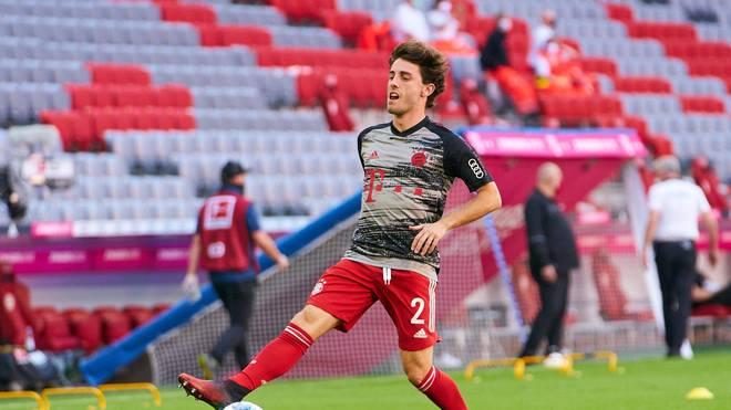 Álvaro Odriozola kam bislang nur auf drei Pflichtspieleinsätze für Bayern