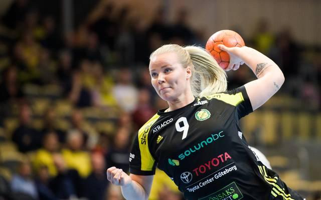 Ab kommender Saison wird die schwedische Nationalspielerin Emma Ekenman-Fernis beim Thüringer HC spielen