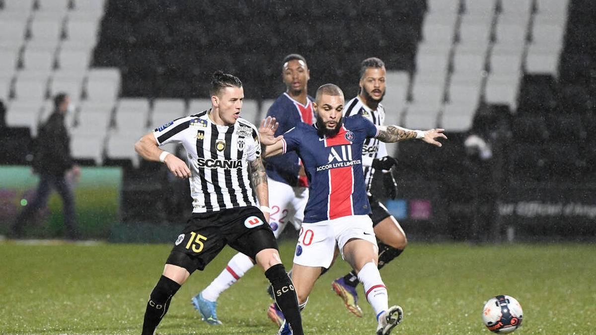 Ohne Pochettino: PSG müht sich in Angers zum Sieg
