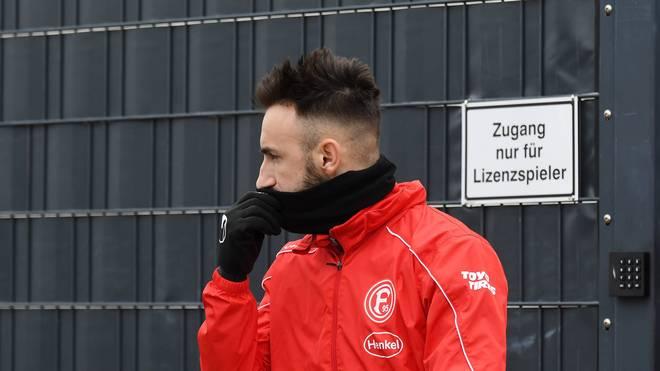 Diego Contento wird Fortuna Düsseldorf verlassen
