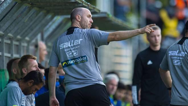 Daniel Scherning wird neuer Cheftrainer in Osnabrück