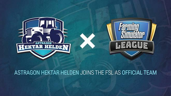 Astragon Hektar Helden gründen Team für Farming Simulator League