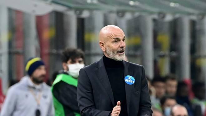 Trainer Stefano Pioli kehrt zurück an die Seitenlinie