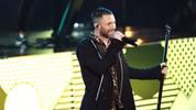 2018 iHeartRadio Music Awards - Show Adam Levine von Maroon 5 bestreitet die Halbzeitshow beim Super Bowl LIII und tritt damit in die Fußstapfen von Justin Timberlake