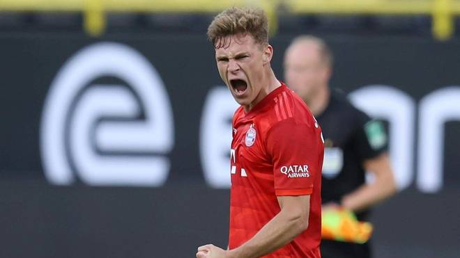 Joshua Kimmich könnte in Leverkusen sein Comeback geben