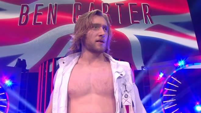 WWE hat Ben Carter nach starken Auftritten bei AEW verpflichtet