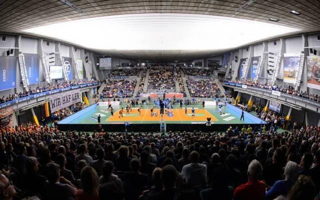 Die ZF Arena in Friedrichshafen wurde geschlossen