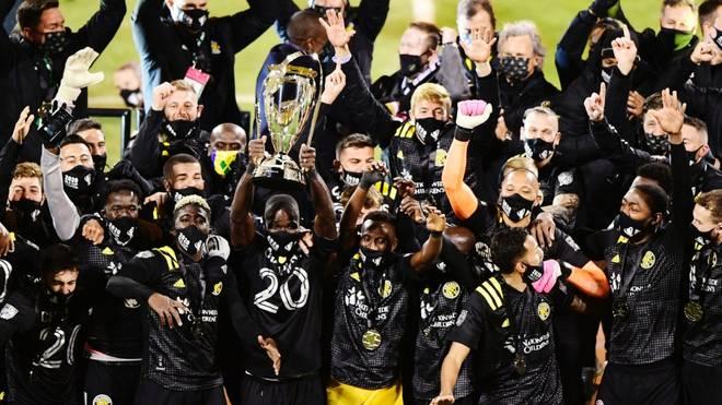 Columbus sichert sich den Titel in der MLS