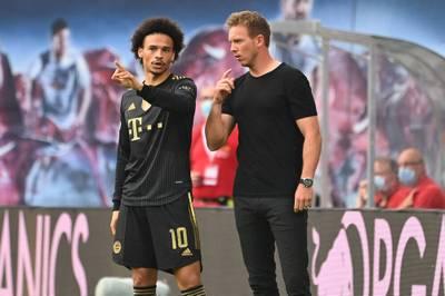 Leroy Sané kommt beim FC Bayern endlich richtig an. Auch ein Verdienst von Julian Nagelsmann, der schon einige Spieler auf die richtige Spur geführt hat.