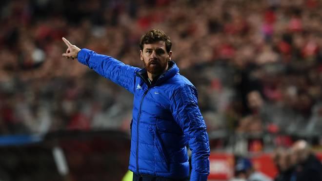 Andre Villas-Boas trainiert derzeit noch Zenit St. Petersburg