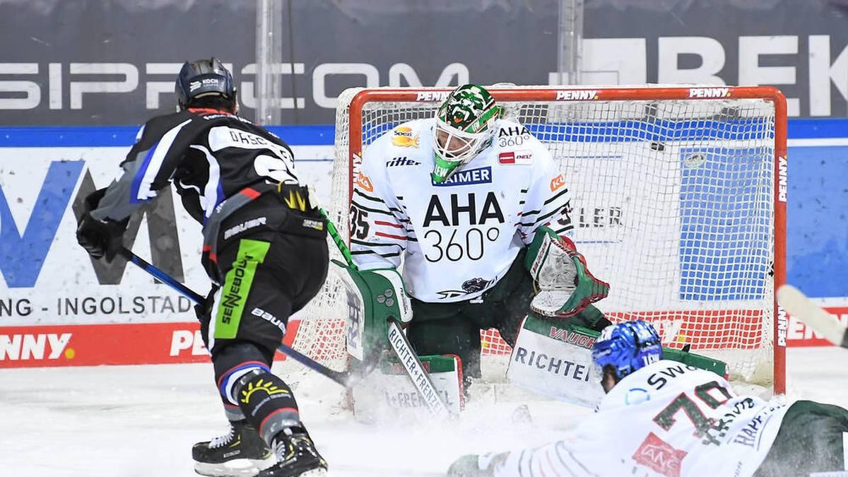 Augsburg musste erneut eine Pleite einstecken
