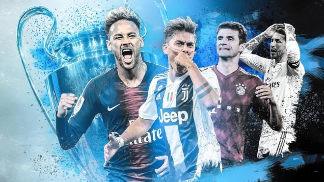 Das Powerranking der Champions League
