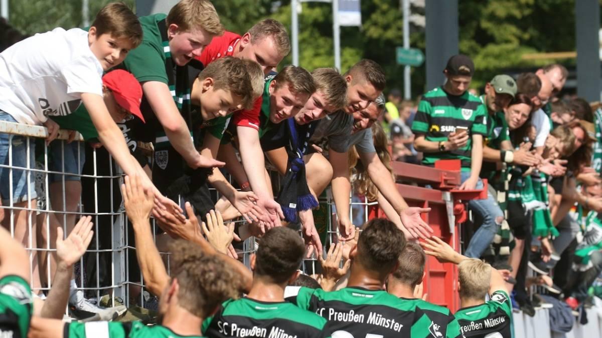 Münster-Fans erhalten Fair Play Preis