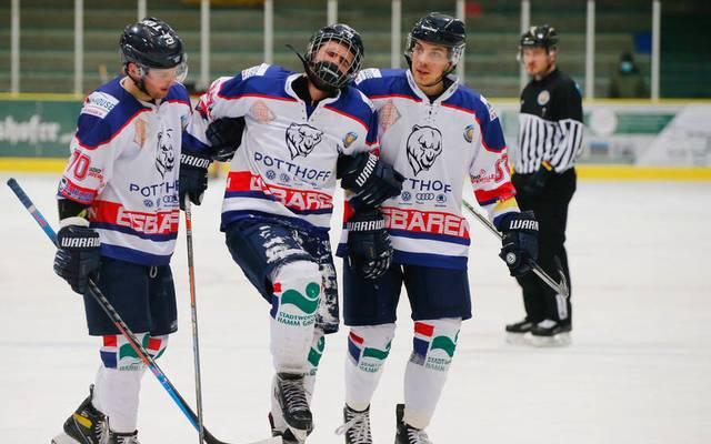 Die Hammer Eisbären nehmen überraschend an den Playoffs der Eishockey-Oberliga Nord teil