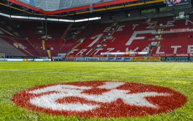 Der 1. FC Kaiserslautern ist in der 3. Liga nur 18.